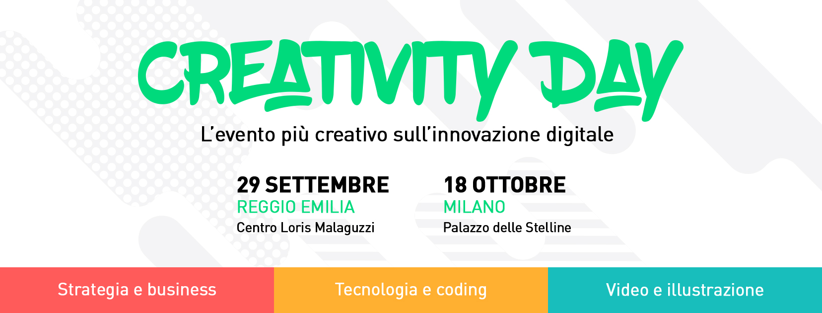 SYNERGIE PARTNER DEL CREATIVITY DAY 2017